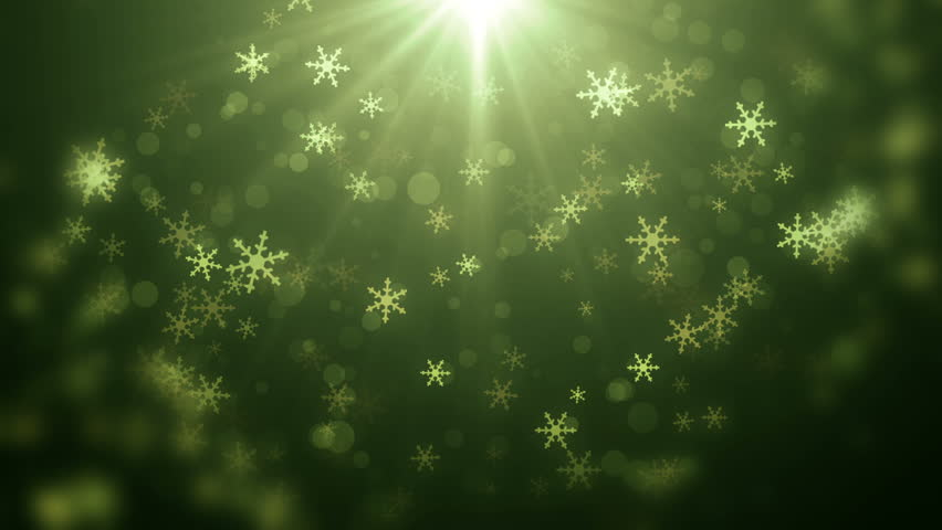 soft beautiful green backgrounds.motion particles green screen, Powerpoint templates
