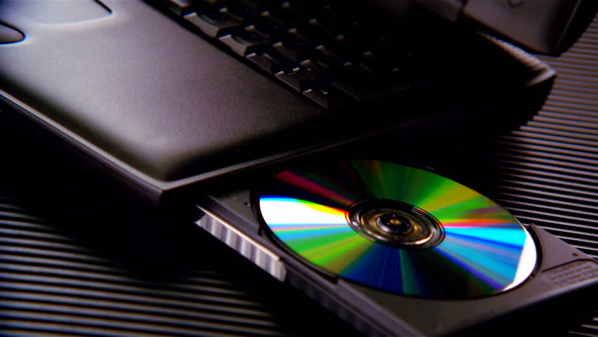 Laptop Cd Rom Drive Stock Footage Video 100 Royalty Free 2153108