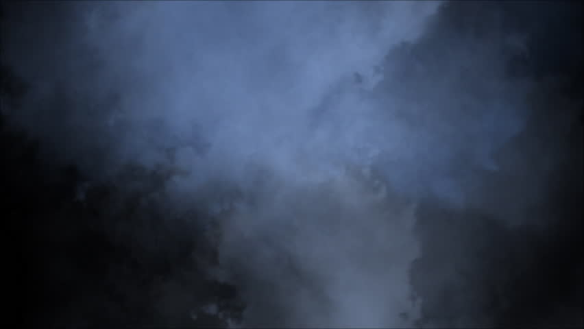 Wispy smoke animation Stock Footage. An organic wispy smoke covering the whole frame making a subtle backdrop for title overlays.