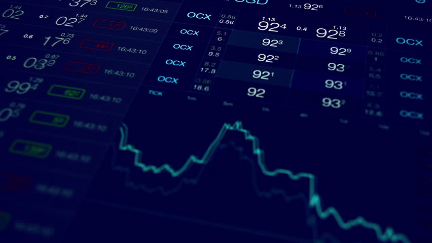 Stock market video background financial markets forex for Floor finance definition