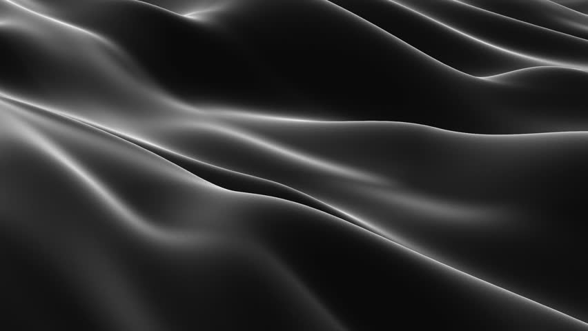 Looping undulating soft organic surface. This video is a 3d rendering. | Shutterstock HD Video #21859330