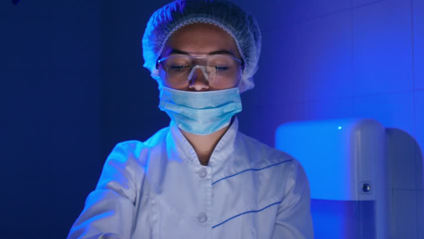 cosmetology science stock footage video shutterstock