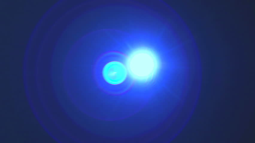 The Blue Light with Flare Stock Footage Video (100% Royalty-free) 21939058  | Shutterstock