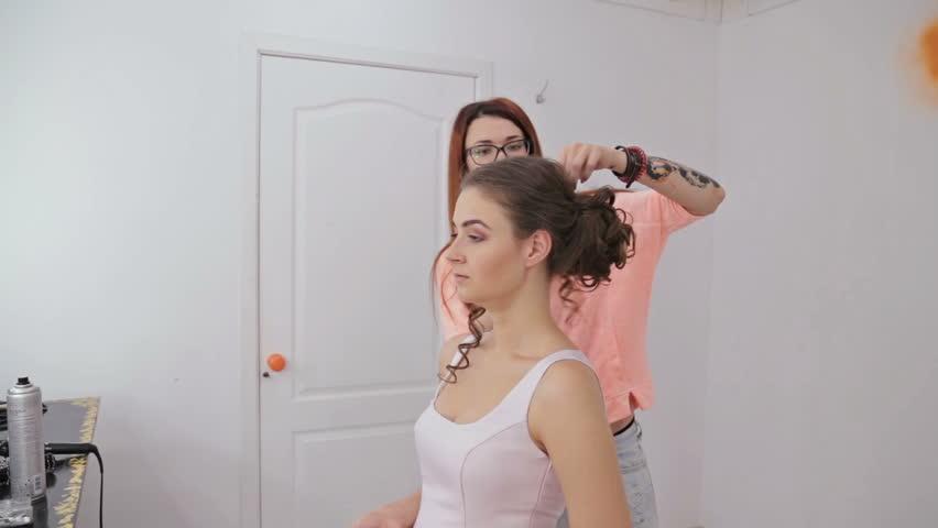 Hairstylist mehrnoosh