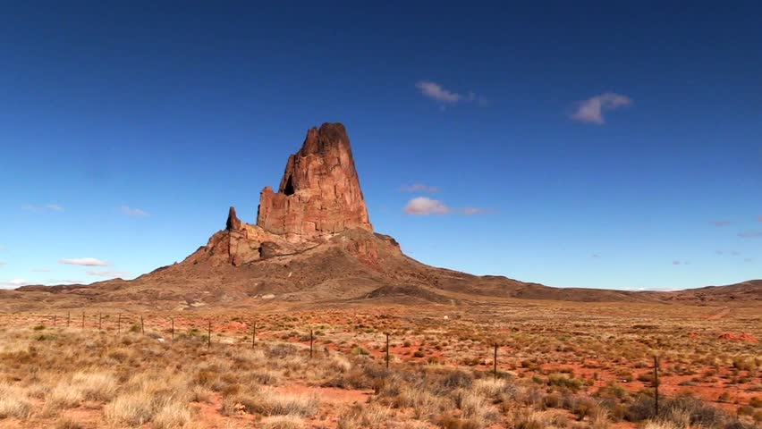 Monument Valley National Park in Arizona | Shutterstock HD Video #22191328