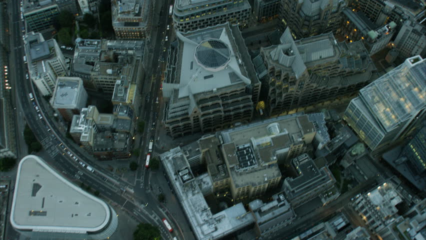 Abstract Aerial Drone Footage Of Rooftops And Streets In The - Epic photos taken from the rooftops offer a new perspective of london