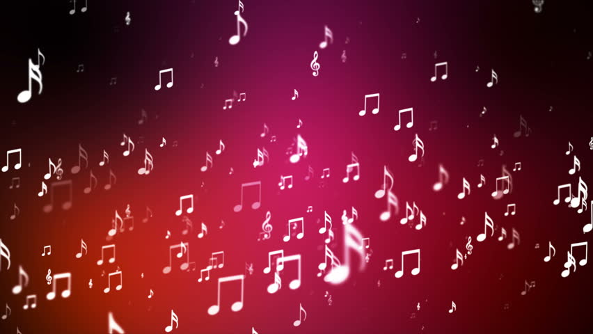 "This Background is called ""Broadcast Rising Music Notes 02"", which is 4K ("