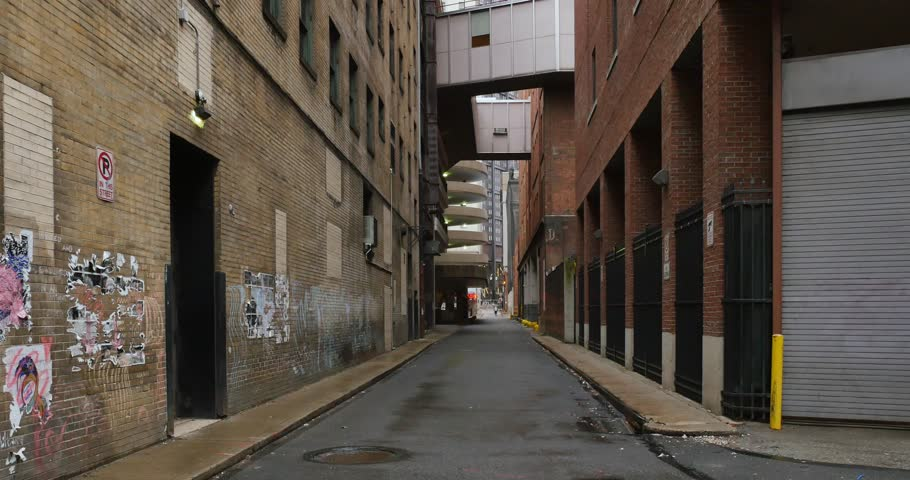 Overcast City — BRIAN KANG