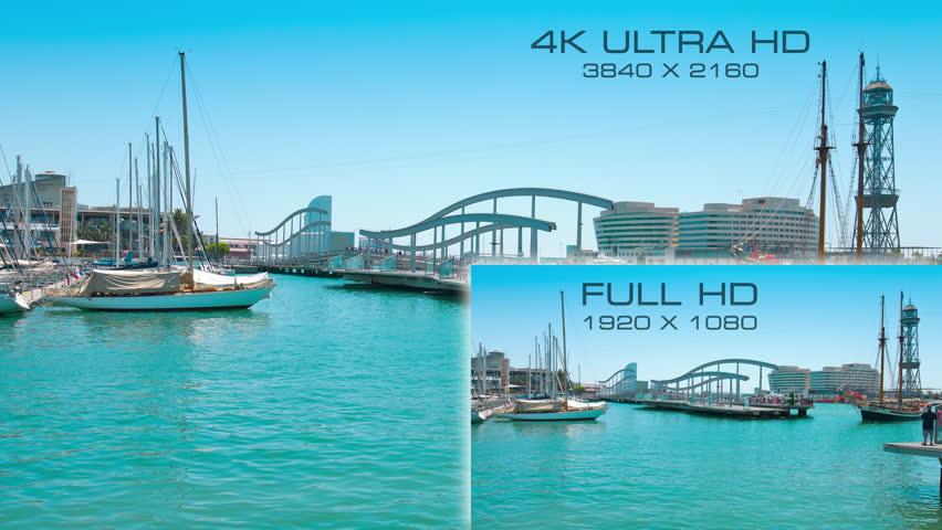 Compare New Digital Video Standard 4K Ultra Hd Vs Full Hd -8081