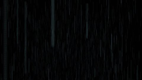 Rain in Motion. Good Background or Overlay.