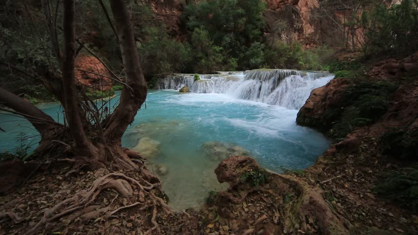 Supai Falls Hike