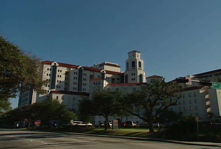 Memorial Hermann Medical Center - Stock Footage Video (100% Royalty-free)  2286674   Shutterstock