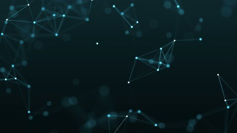 cg abstract background with geometry elements