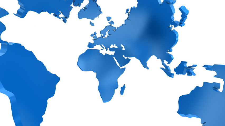 Stock video of world map turns into a globe 23118100 shutterstock visually similar footage gumiabroncs Gallery