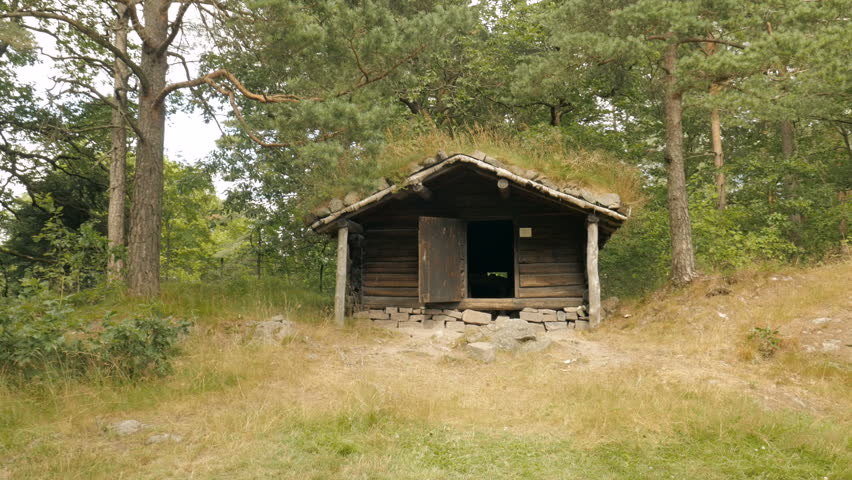 Old House At Vest Agder Museet In Kristiansand Norway Small