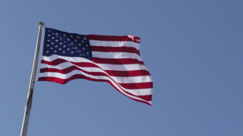 Usa Map Rotating On White Background Stock Footage Video - Us map all white clear background