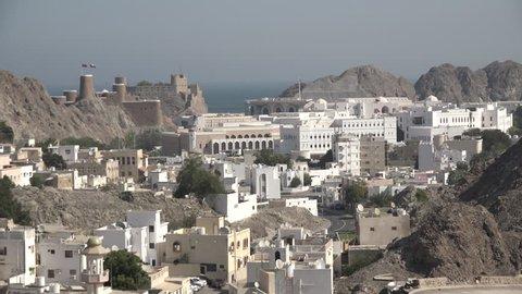Muscat's city, Oman