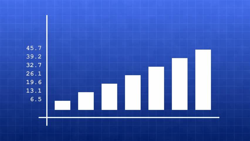 Graph chart diagram | Shutterstock HD Video #2369321