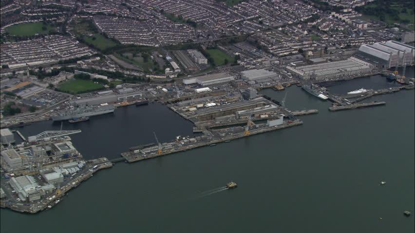 Header of dockyard