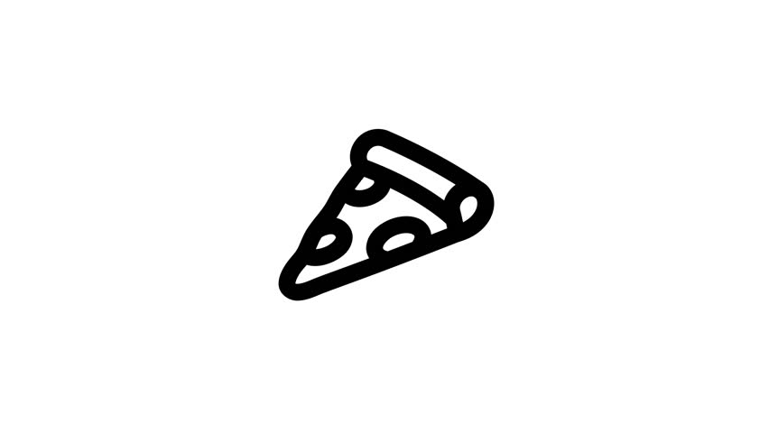 Pizza Preloader Icon Stock Footage Video (100% Royalty-free) 23798098 |  Shutterstock