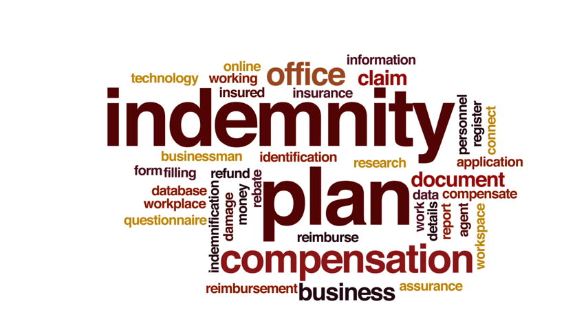 Header of indemnity