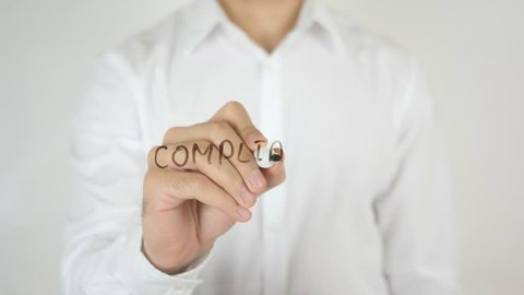 Compliance, Written on Glass
