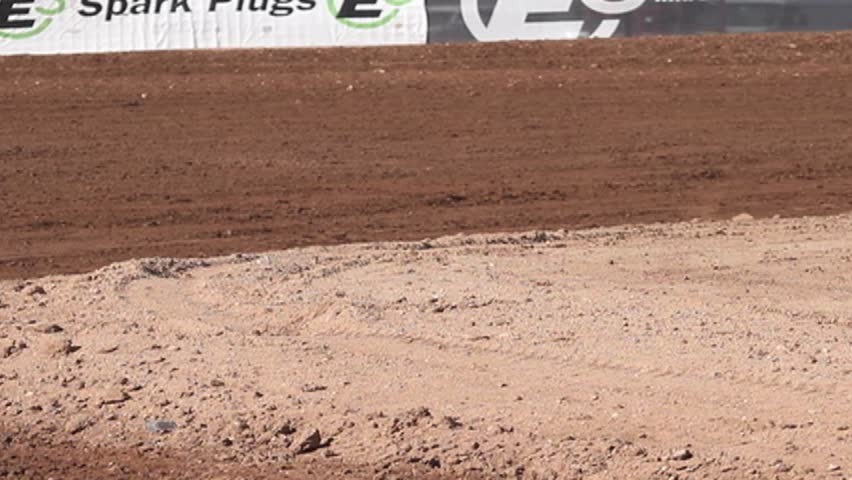 SURPRISE, AZ - MAY 18: Racers make qualifying runs for the Lucas Oil Off Road Series racing Pro 2 Unlimited class on May 18, 2012 at Speedworld Off Road Park in Surprise, AZ.    Shutterstock HD Video #2403998