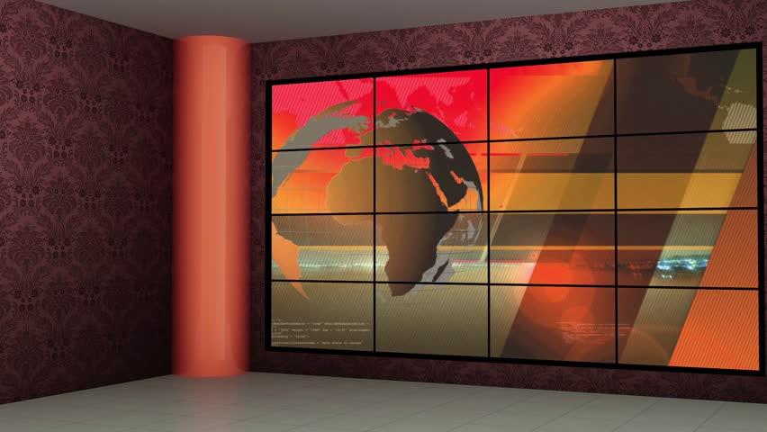 Tv Studio Backgrounds Free Download Stock Footage Video | Shutterstock