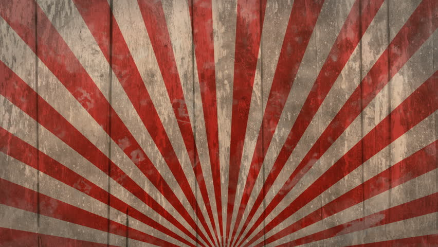 freak show vintage striped wooden background. Seamless loop with flashing vignette. Ideal as & Aerial Circling Around Circus Tent Colored In Blue And Yellow ...