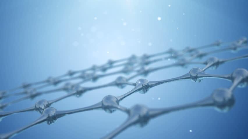 Abstract DNA molecule Loop | Shutterstock HD Video #24236588
