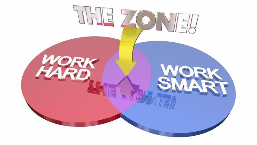 essay on hard work vs smart work