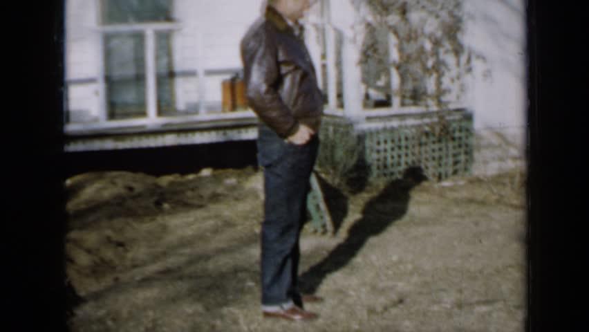 MINNESOTA 1958: kids playing | Shutterstock HD Video #24421478