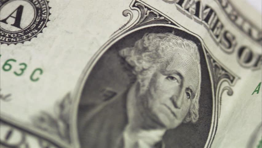 American dollar bills.   Shutterstock HD Video #2472218