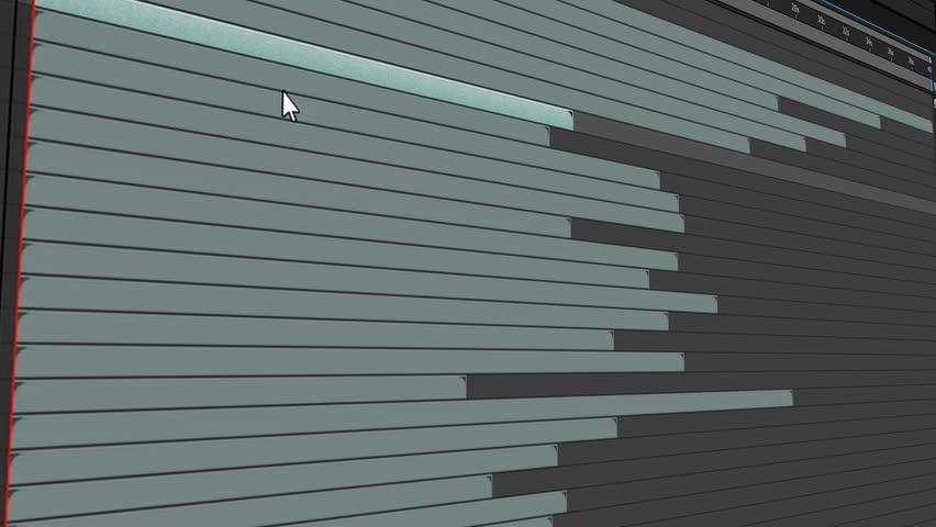 Work in a computer program. | Shutterstock HD Video #24804938