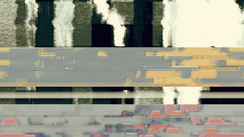 Data Glitch 019: Digital video malfunction (Loop).