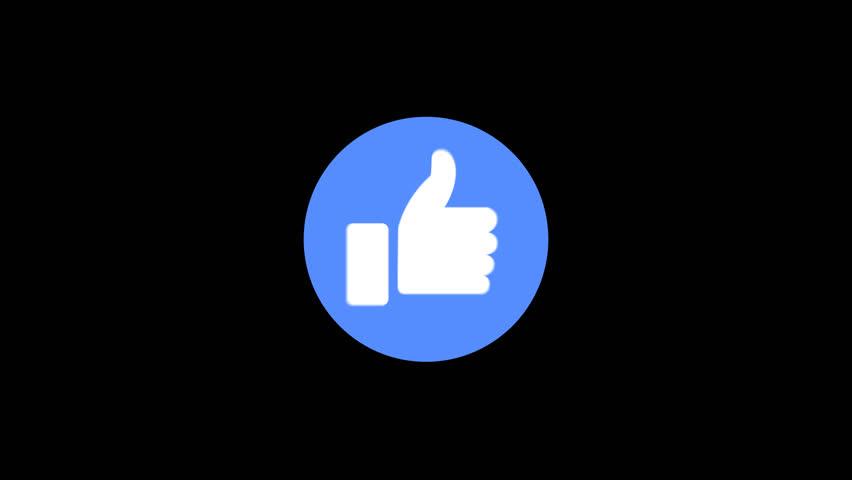 Facebook Reaction Like 1080p