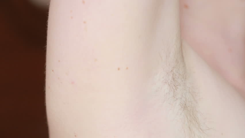 Underarms, hair growth in women, unshaven female armpits   Shutterstock HD Video #25169258