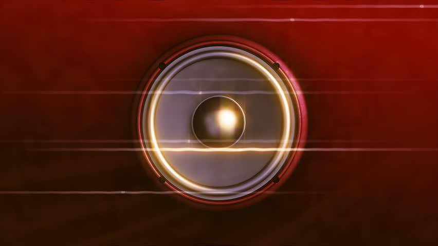 Loudspeaker  | Shutterstock HD Video #254890