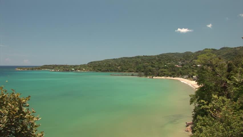 James Bond Beach at Oracabessa Bay, Jamaica