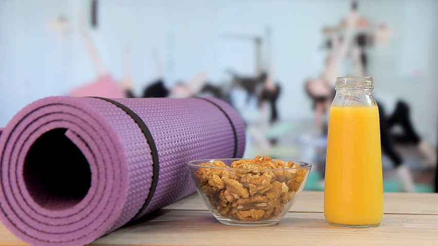 Image result for yoga class food