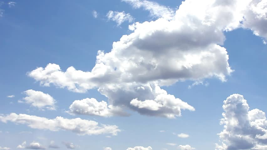 Nature, Nice Cloud & Sky, Timelapse rolling clouds - FULL HD, 1920x1080 #2586725