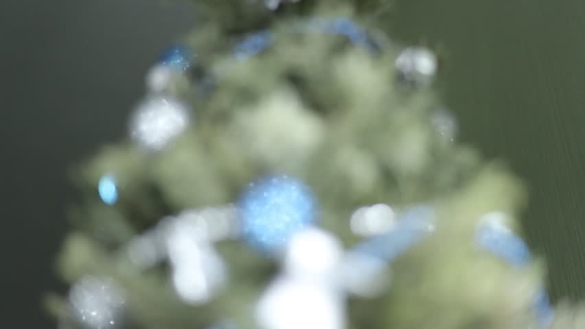 Christmas toys on a Christmas tree | Shutterstock HD Video #25872284