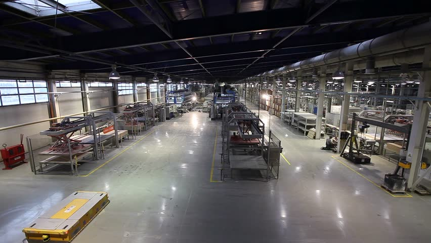 Ceramic Tiles Manufacturing Industrial Interior Agv