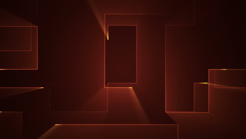 hd0020Abstract technologic background with stripes and particles. Animation of circuit electric signal with light shine. Animation of seamless loop. & Stock Video Clip of Hallway of closing doors last door opens ...