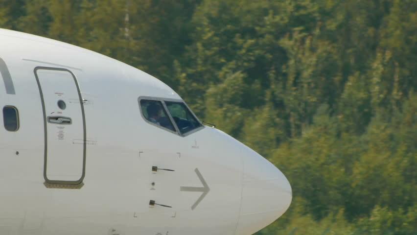 Header of aircrew