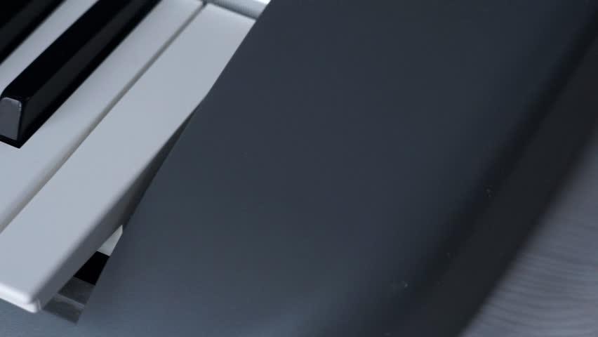Synthesizer keys | Shutterstock HD Video #26259188