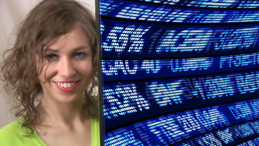HD Stock Market Animation - Concept 8 | Shutterstock HD Video #262618