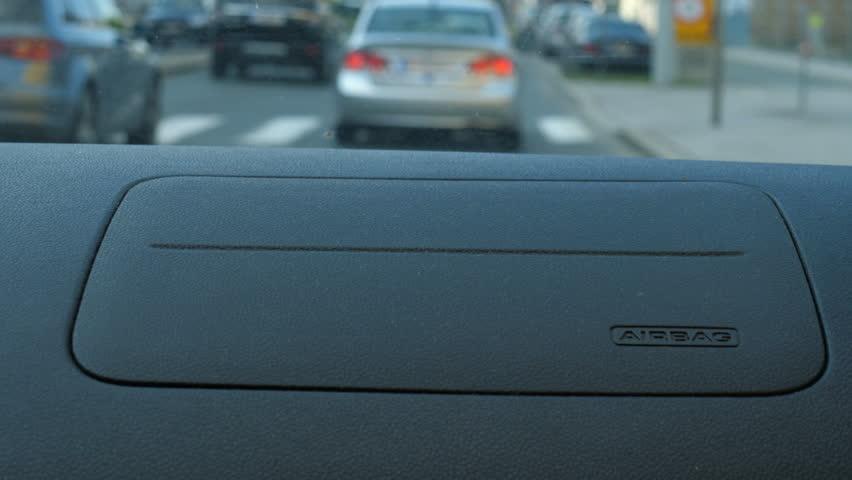 Header of Airbag