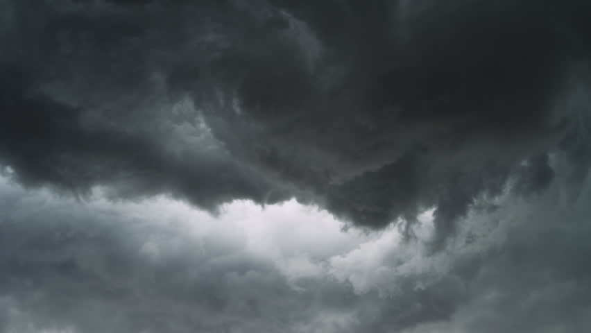 Time-lapse supercell storm cloud | Shutterstock HD Video #26625256