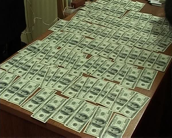 Police prevented the transfer of bribe in a large scale in the CIS.